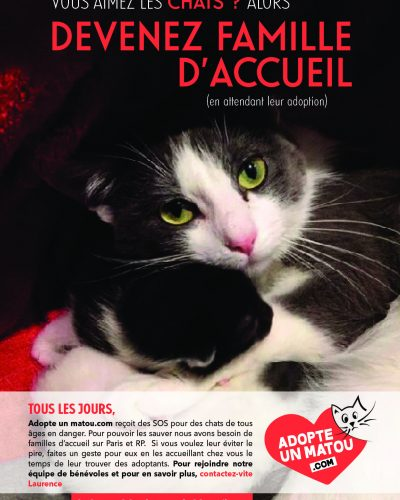 Famille accueil